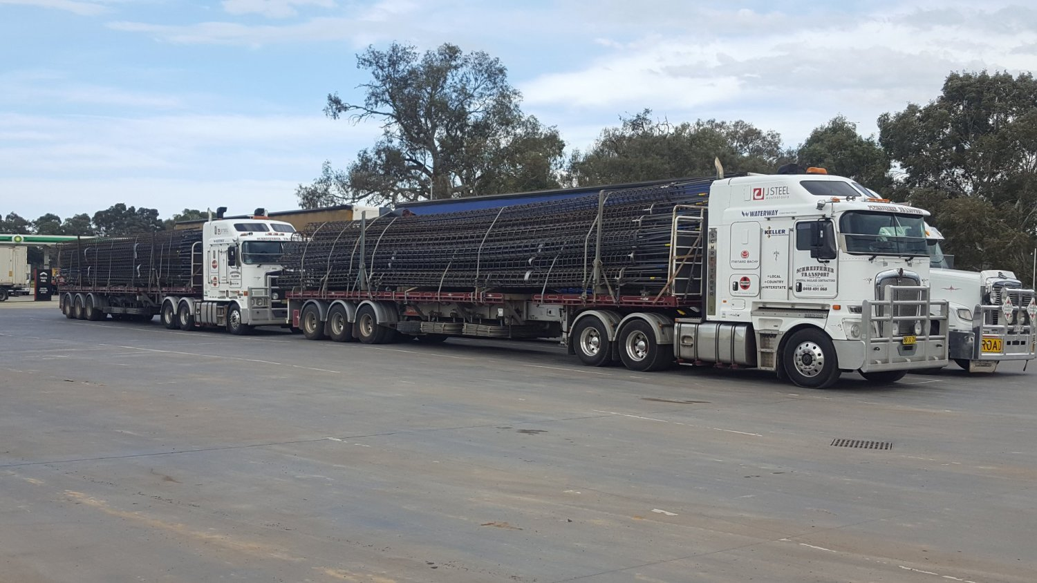 2 Truck Loads of Cages - Brisbane to Sydney